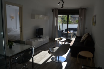 Picture of Apartamentos Torre de la Plata in Seville