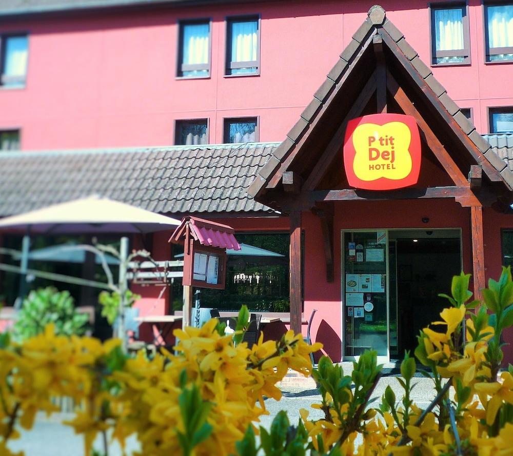P'tit Dej-HOTEL Mulhouse, Rixheim