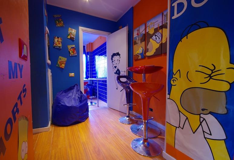 Comics Guesthouse, Roma