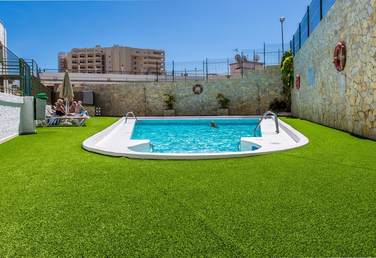 Tagoror Beach Apartments - Adults Only, San Bartolome de Tirajana, Pool