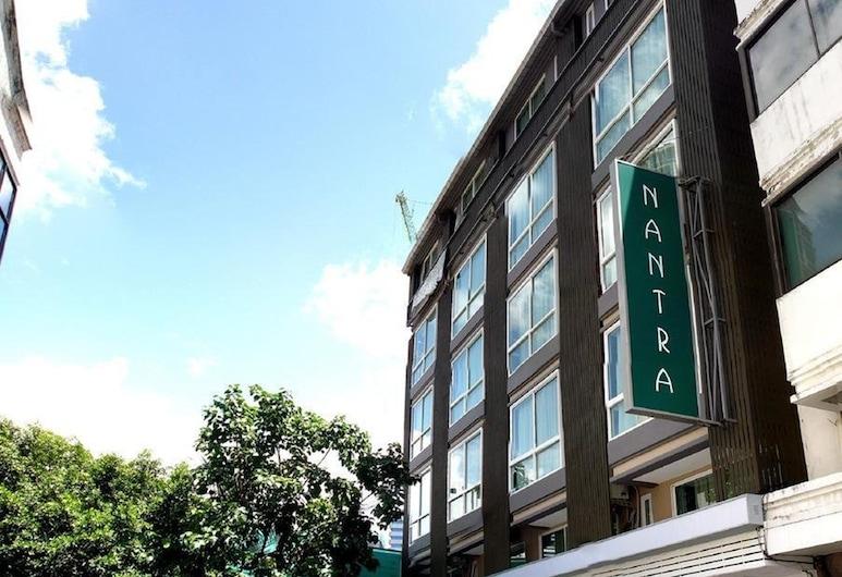 ナントラ シロム, バンコク, ホテルのフロント