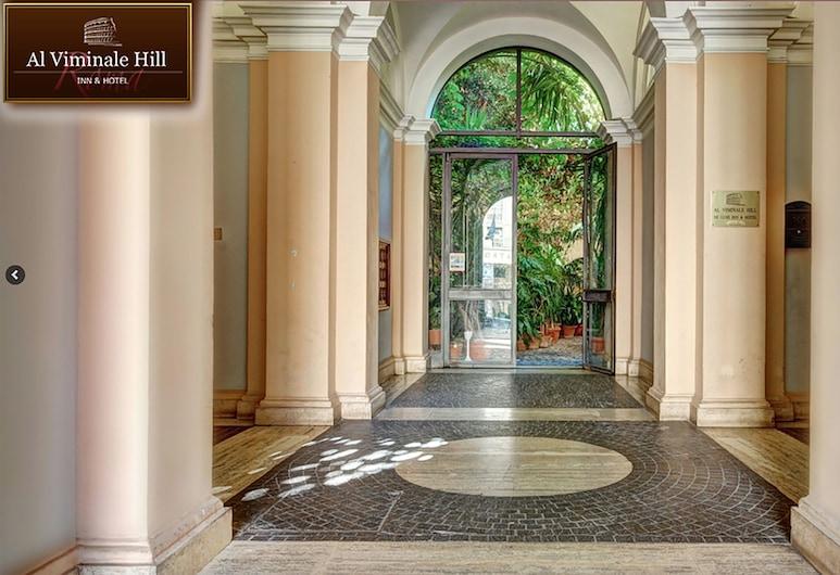 Al Viminale Hill Inn & Hotel, Рим