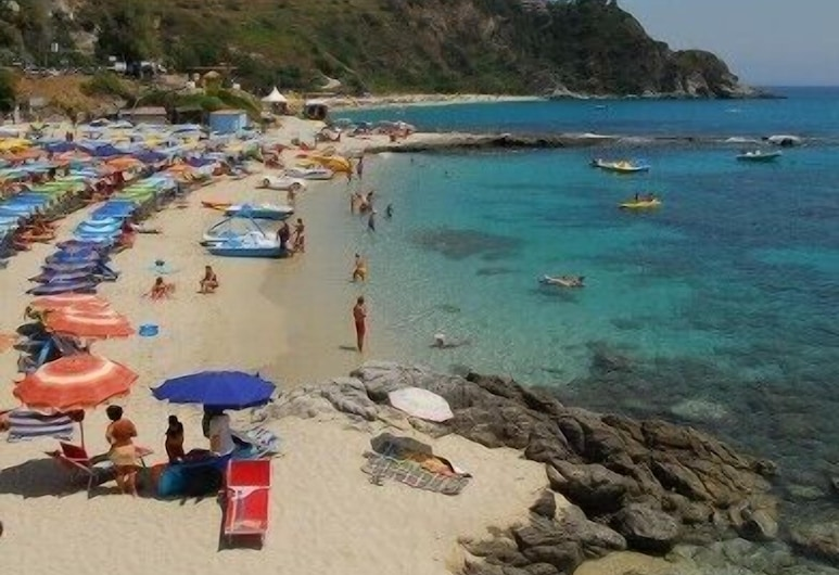 Hotel Grotticelle, Ricadi, Playa