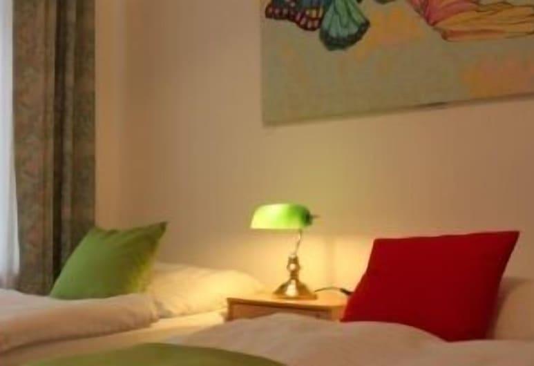 Boulevard Hostel Hamburg, Hamburg, Single Room, Guest Room