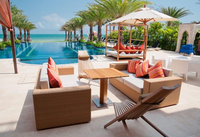 Marrakesh Hua Hin Resort & Spa, Hua Hin, Baseinas