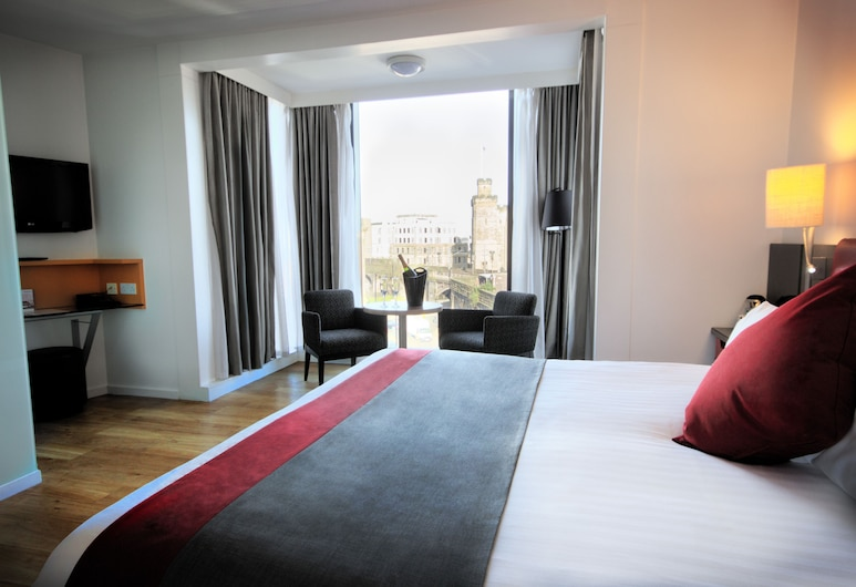 Sleeperz Hotel Newcastle, Newcastle-upon-Tyne, Kamar Double Superior, Kamar Tamu