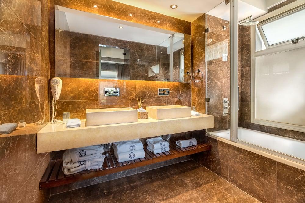 Ático - Cuarto de baño
