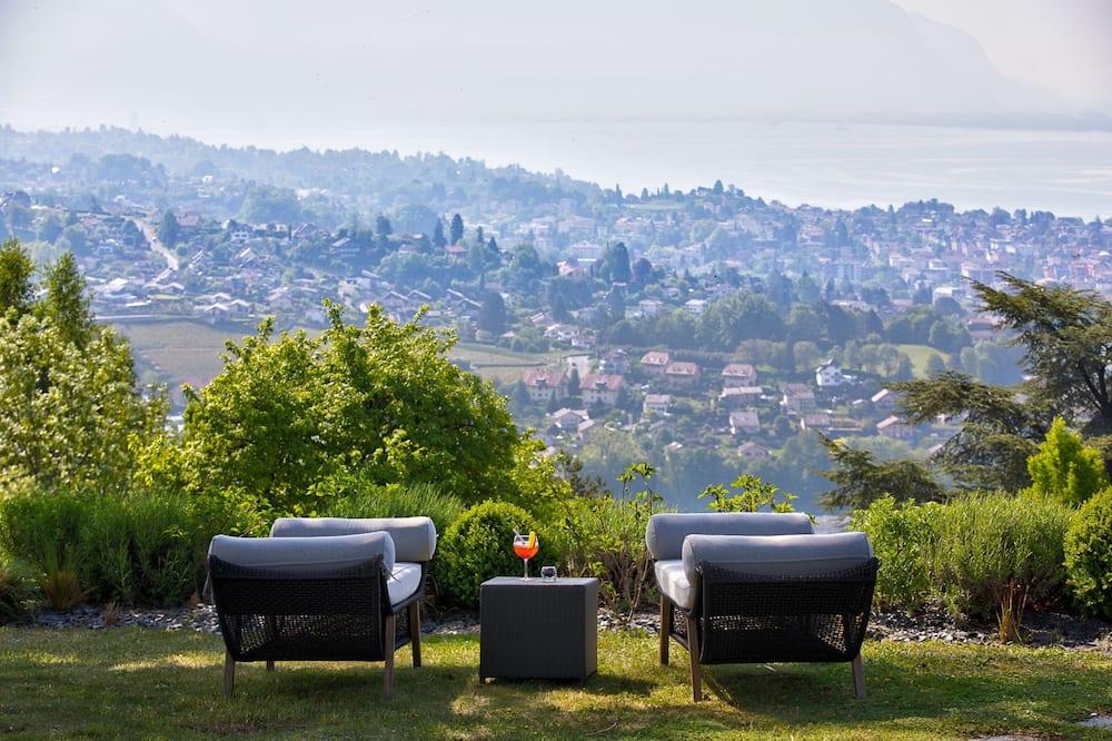 Economy Double Room - Garden View