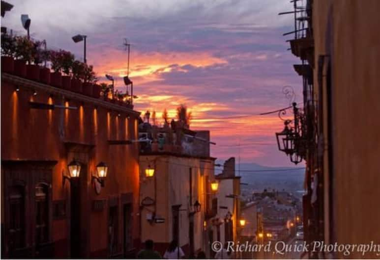 Casa Schuck Bed and Breakfast, San Miguel de Allende, Khuôn viên nơi lưu trú