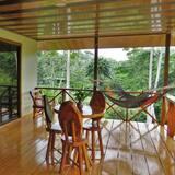Villa Cecropia Vista al Bosque - Balkoni