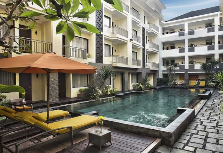 Bloo Bali Hotel, Kuta, Hồ bơi