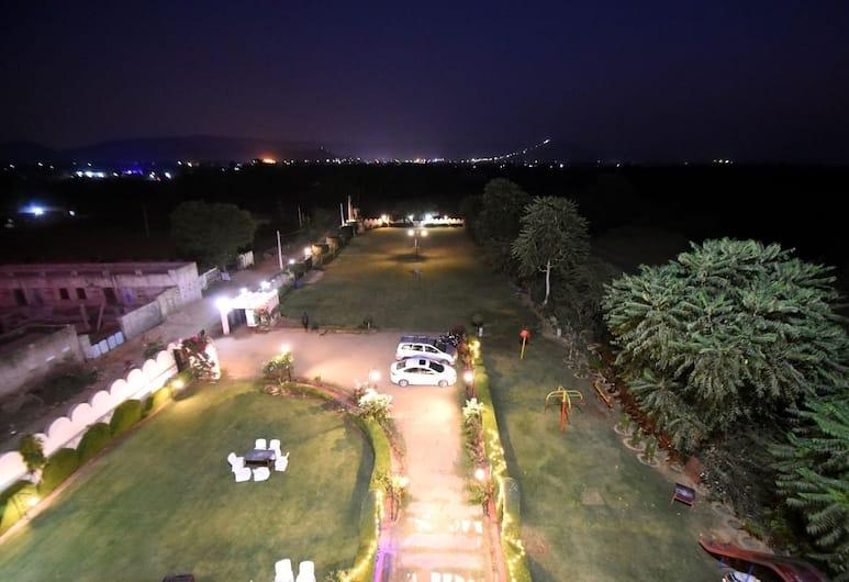 Hotel Satyam Palace, Ajmer, Esterni