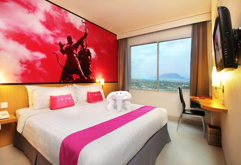 favehotel Manahan - Solo, Surakarta, Izba typu Superior (With Breakfast), Hosťovská izba