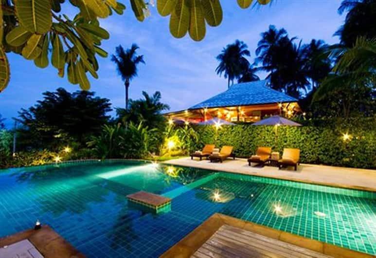 拉邁布里度假村, 蘇梅島, 酒店內
