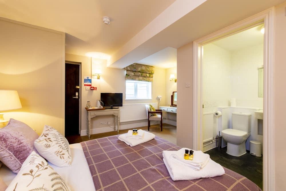 Superior Tek Büyük Yataklı Oda, Banyolu/Duşlu, Avlu Manzaralı - Oda