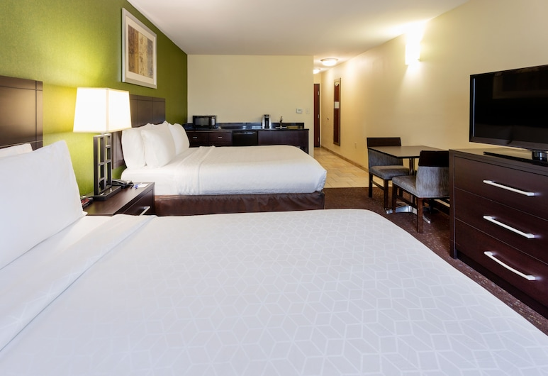 Holiday Inn Express & Suites Rochester West Medical Center, Rochester, Room, 2 Bedrooms, Non Smoking (Feature), Guest Room