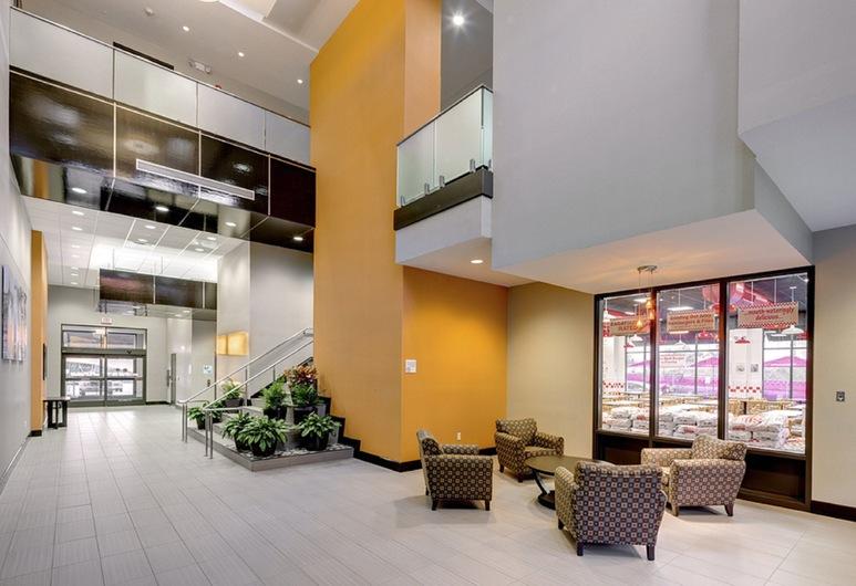 Holiday Inn Express & Suites Kansas City KU Medical Center, Kansas City, Lobby