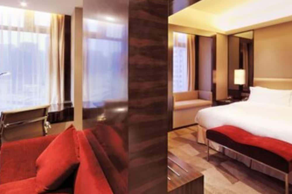 غرفة لرجال الأعمال - غرفة نزلاء