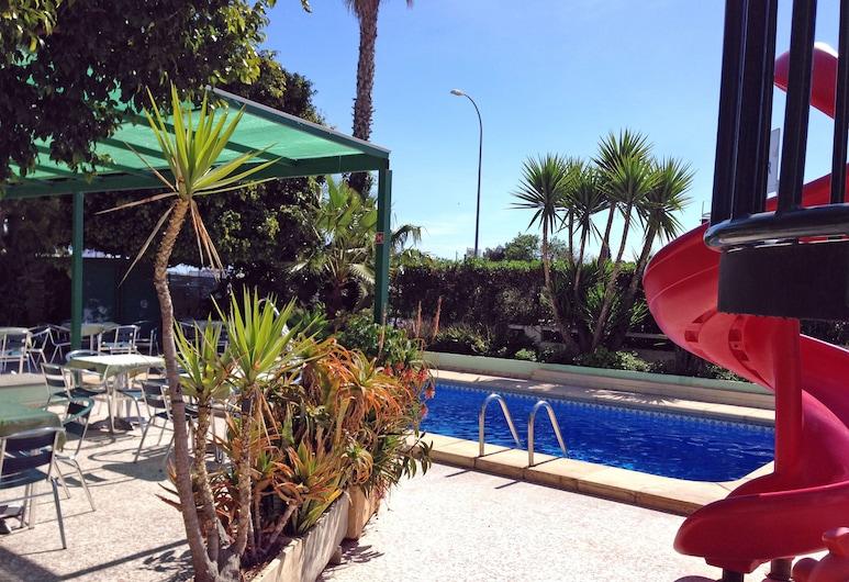 Hotel Europa, L'Alfas del Pi, Udendørs pool
