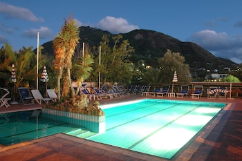 Forio bölgesindeki Hotel Villa Franca resmi