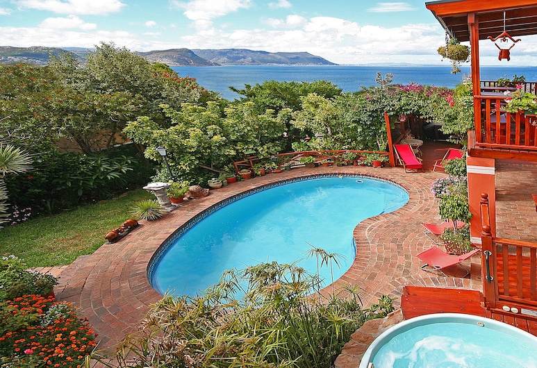 Cheriton Guest House Bed & Breakfast, Cape Town, Outdoor Pool