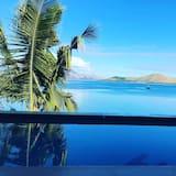 Luxury Βίλα, 1 Υπνοδωμάτιο, Ιδιωτική Πισίνα, Θέα στη Θάλασσα - Θέα δωματίου