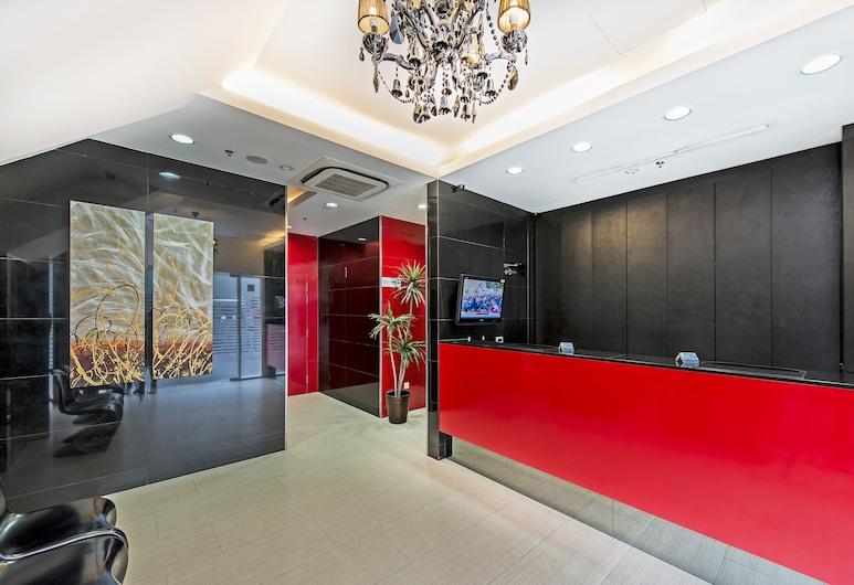 新加坡 81 酒店 - 合樂 - SG Clean, 新加坡, 櫃台