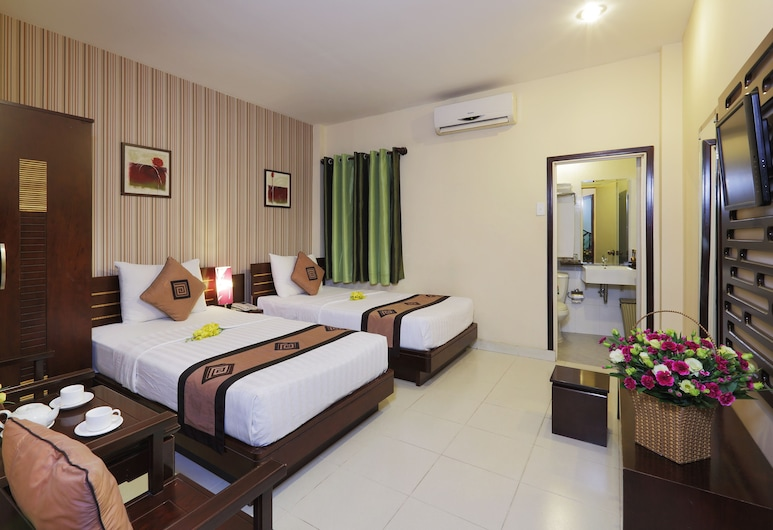 Sen Saigon Hotel, Ho Chi Minh City, Superior Twin Room, Guest Room