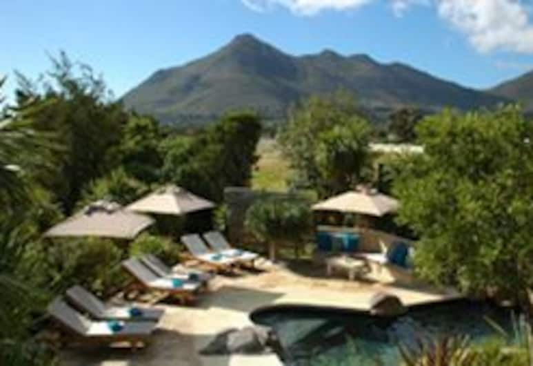 African Queen Guesthouse, Cape Town, Sundeck