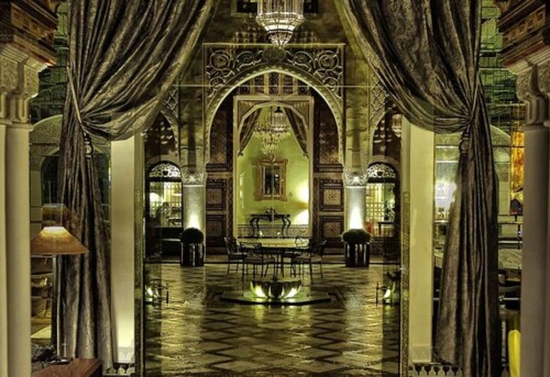 法拉傑宮套房飯店, 非斯, 大廳