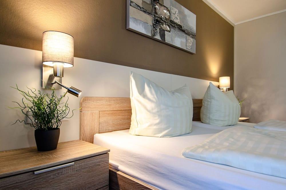 Двухместный номер «Джуниор» с 1 двуспальной кроватью, для людей с ограниченными возможностями - Номер