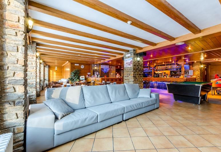 Hotel Cal Ruiz, Pas de la Casa, Lobby
