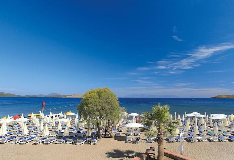 Petunya Beach Resort - All Inclusive, Bodrum, Plaj