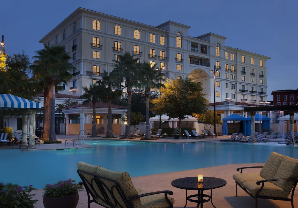 Eilan Hotel And Spa Ascend Resort Collection San Antonio Outdoor Pool