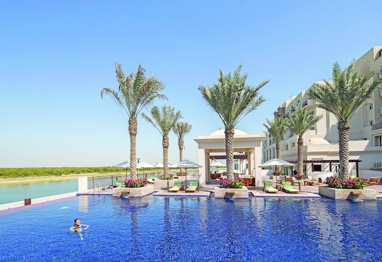 Anantara Eastern Mangroves Abu Dhabi Hotel, אבו דאבי, בריכה חיצונית