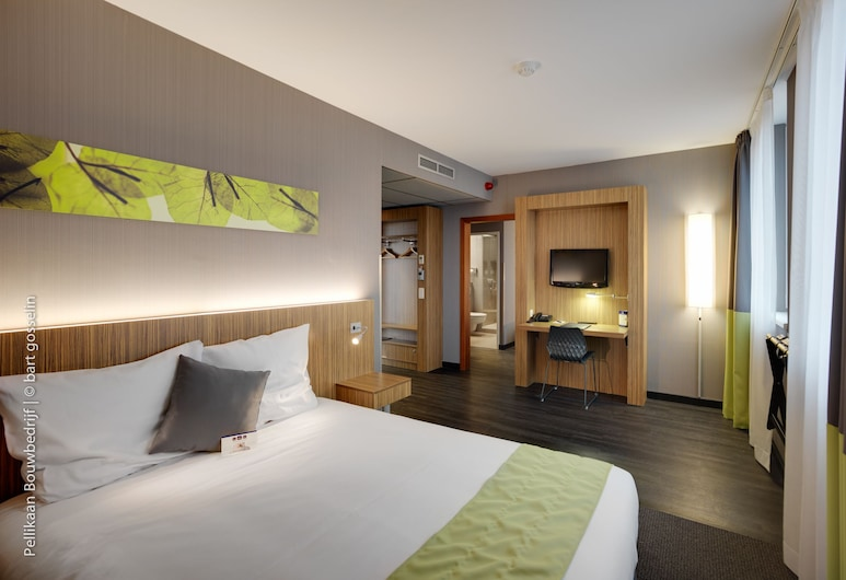 Best Western Hotel Brussels South, Sint-Pieters-Leeuw, Standard Room, 1 Double Bed, Non Smoking (Larger Room), Guest Room