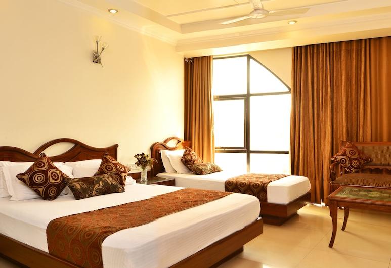 Hotel Shipra International, Yeni Delhi, Üç Kişilik Oda, Oda
