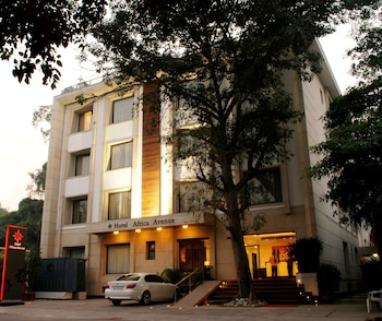 Picture of Hotel Africa Avenue G K 1 in New Delhi
