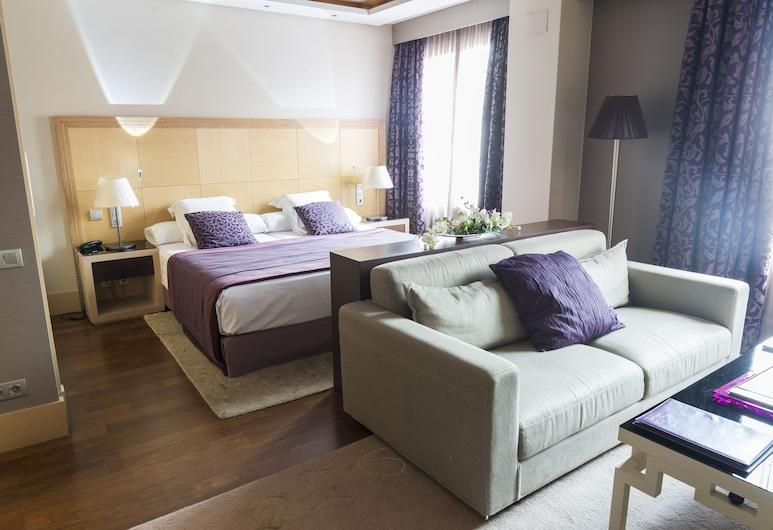 Nexus Valladolid Suites & Hotel, Valladolid, Svit - kök, Gästrum