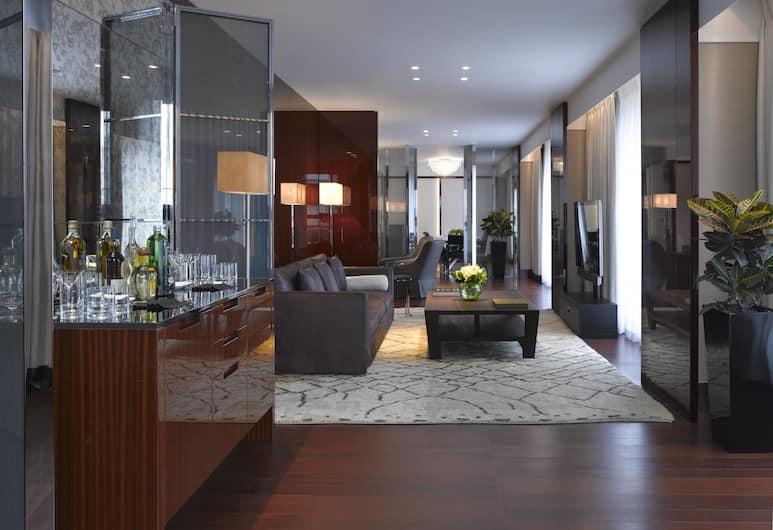 Bulgari Hotel London, London, Sviit, 1 magamistoaga (Bulgari), Tuba