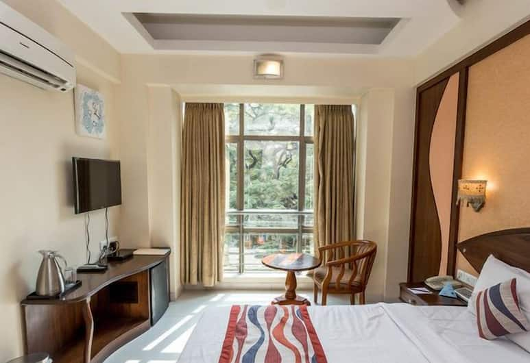 Hotel Shubhangan, Mumbai, Deluxe Room, 1 Double Bed, Guest Room View