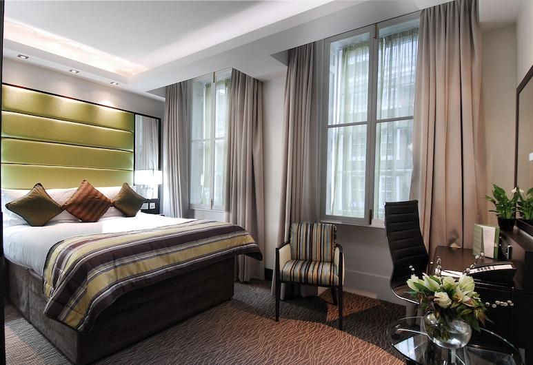 巴比肯客房酒店, 倫敦, 豪華雙人房, 客房