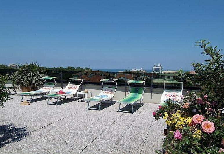 Hotel Grado, Bellaria-Igea Marina, Terrass