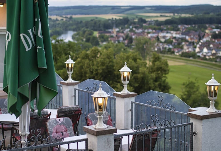 Hotel Neckarblick, Bad Wimpfen, Outdoor Dining