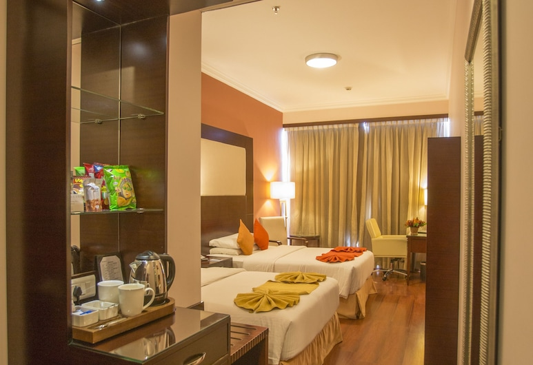 The Metroplace Hotels, Chennai, Executive-Zimmer, Zimmer