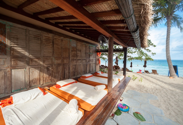 ブリ ラサ コ パンガン, Ko Pha-ngan, ビーチ