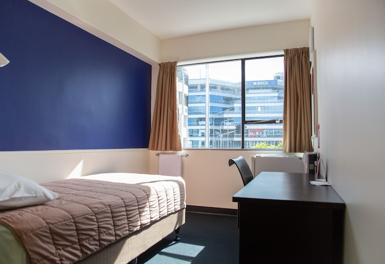 YMCA Hostel, Auckland, Single Room, 1 Single Bed, Guest Room