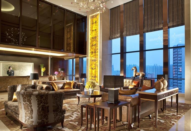 Oakwood Premier Guangzhou, Cantón, Lobby