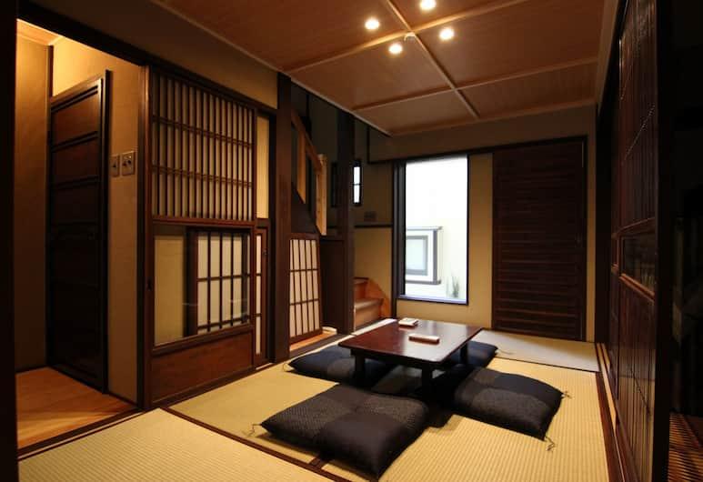 町屋常盤原住客棧, Kyoto, 客廳