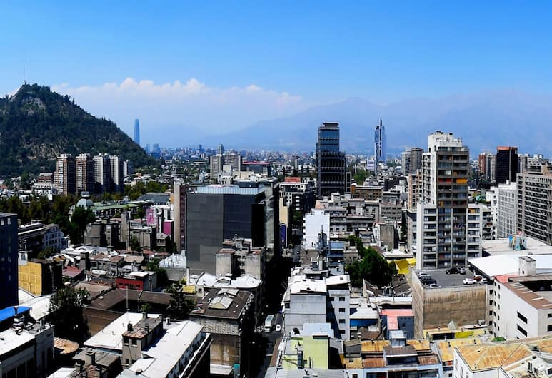 Santiago Furnished Apartments, Santiago, View from property